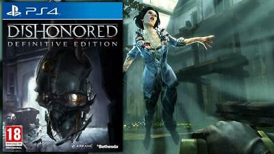 Dishonored - Definitive Edition [Ps4] [In Italiano] Bethesda