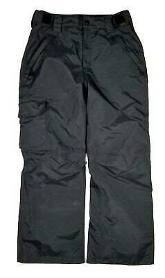 THE NORTH FACE Men's DryVent Ski Snowboard Snow Pants. Black. Size Small