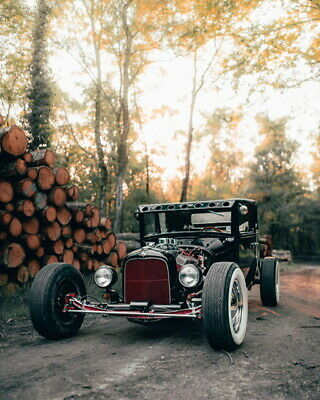 1927 Ford HOT ROD  customized