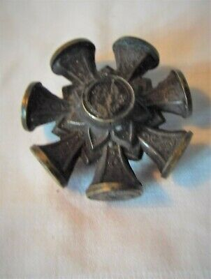 Chinese Antique seal wax wheel quite rare