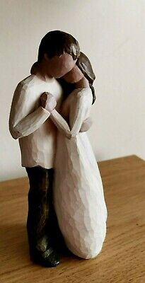 "Willow Tree ""Promise"" Couple Figurine"