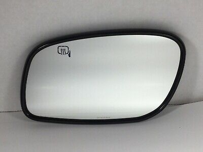 Mirror For 98-2002 Lincoln Town Car Right Side with Memory Paintable