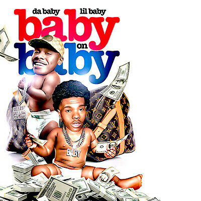 Big Mike - Lil Baby & Dababy - Baby On Baby (Mix Cd)