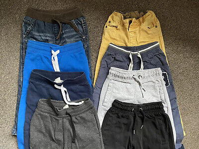 Boys Jeans And Joggers Bundle 2-3 Years
