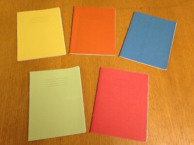 Elisa A5 School Class Exercise Homework Note Book 32 Pages