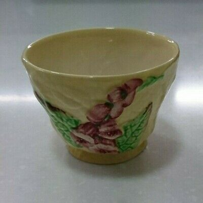 Carlton Ware Handpainted Sugar Bowl, in excellent condition, made in England