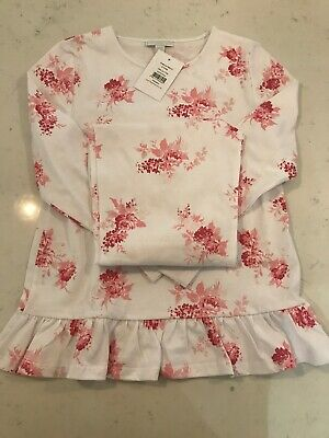THE WHITE COMPANY GIRLS PYJAMAS AGE 9-10 New RRP £24