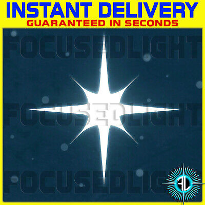 DESTINY 2 Emblem STAR LIGHT, STAR BRIGHT ~ INSTANT DELIVERY ~ PS4 XBOX PC