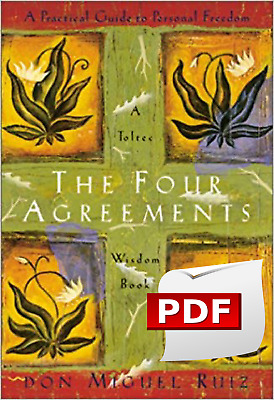 The Four Agreements: A Practical Guide to Personal✅ (€-book-P-D-F)✅Fastshipping✅