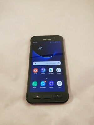 Samsung Galaxy S7 Active SM-G891  Black Unlocked 13500