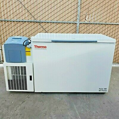 Thermo Scientific Model 715 Forma -86 °C Ultra Low Temp Freezer | Used, Untested
