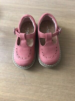 Next Pretty Girls Shoes Infant Size 5 Great Condition