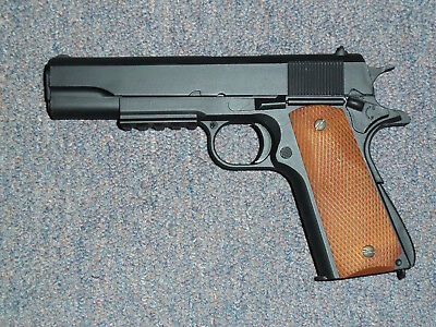 1911 A1 B Replica Gun 1pc Lot Movie Prop Costume for Walking Dead Resident Evil