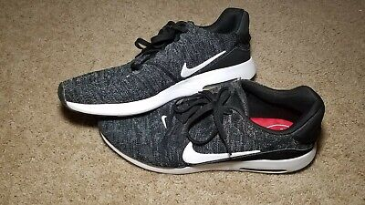 Nike Air Max Flyknit 876066 Men's Size 13 Running Shoes White WORN ONCE!!!