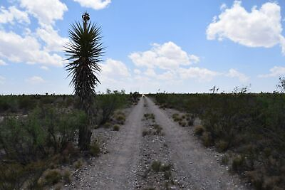 10 Spectacular Texas Acres Near Indio Mountains & Rio Grande W/Great Views