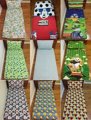 New Sponge Bob Kungfu Panda,Elmo, Pooh, Thomas Cot fitted sheet + pillowcase