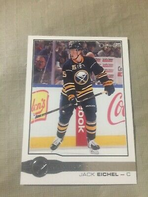 2015-16 UD OPC O-Pee-Chee GLOSSY Rookies Jack Eichel Rookie RC Buffalo Sabres