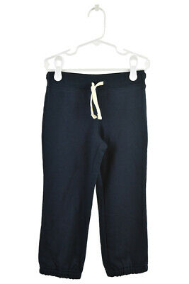 Lands' End Boys Pants Sweatpants S Blue Cotton