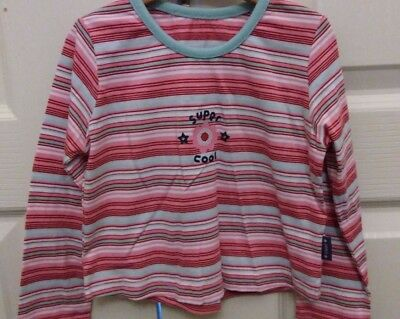 girls long sleeve t-shirt ex mothercare BNWOT age 3-4years