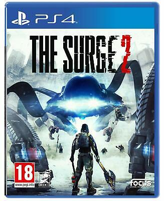 The Surge 2 (PS4) (New) - (Free Postage)