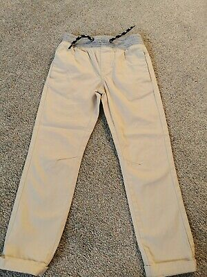 BNWT Boys M and Co Cream Trousers 5/6