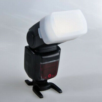 Flash Bounce Softbox Diffuser Cap For Canon Godox Ving V850, V860C Yongnuo