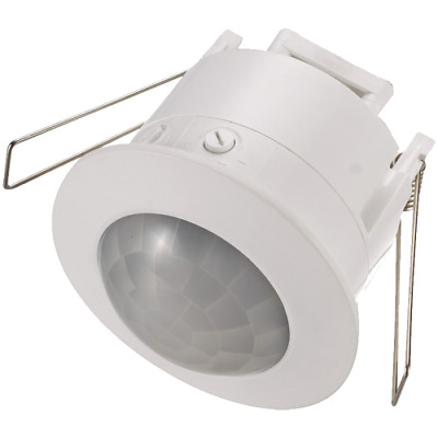 50 x Indoor 220v Recessed Ceiling Mounted PIR Motion Sensor w/Daylight Control