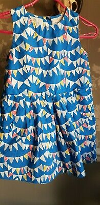 Lovely Mini Boden Girls  Dress Age  5 to 6 years