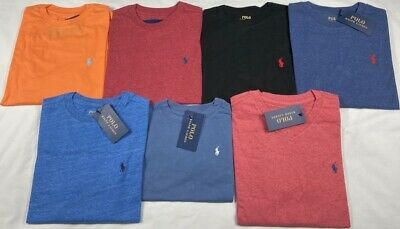 GENUINE Polo by Ralph Lauren Boys Long Sleeve T Shirt  2,3,4,5,6,7,8,10/12,14/16