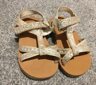 Baby Girl Next Sandals Size 4