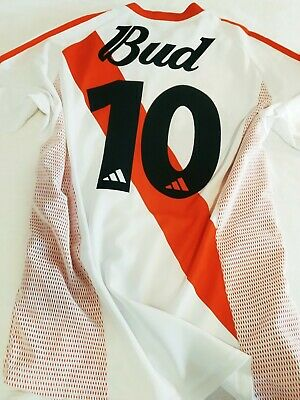 Adidas River Plate Shirt Camiseta 2002 D'Alessandro (XL)