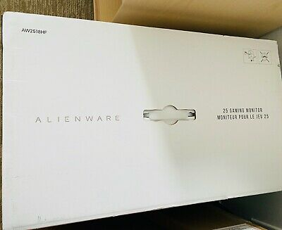 """Dell Alienware AW2518HF 24.5"""" 16:9 240 Hz FreeSync Gaming Monitor"""