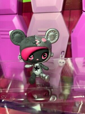 Monster High Minis Figure / S2 Teddy Bear Ghouls / Catty Noir / Fright Uncommon