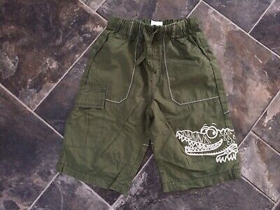 Next Shorts X 2 Pairs Boys Age 4-5 Years  ( Very Good Condition )