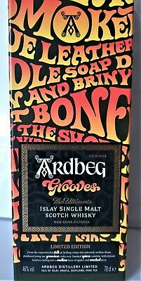 Ardbeg Grooves - Distillery Release - Sonderedition - Limited Edition