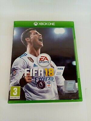 Fifa18 Xbox One Very Good Condition Super Fast Delivery Console Game Microsoft