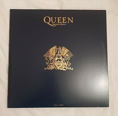Queen - Greatest Hits Ii - 2 X Lp Vinyl Set