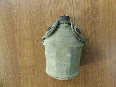 USMC 2nd pattern Canteen and Cover