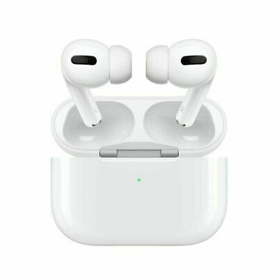 Refurbished Apple AirPods Pro Active Noise Cancellation Wireless Earphones-White