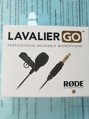 Free Shipping! Rode Lavalier Lapel Cable Professional Microphone