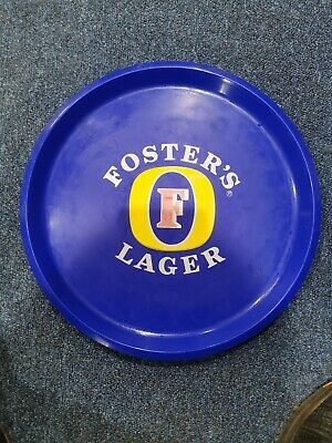 FOSTERS LARGER serving Tray  Scarce