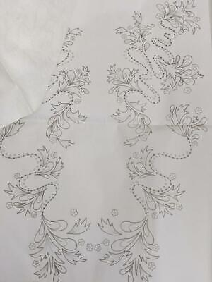 Large Tri-Chem Picture Transfer - Fabric Painting  #2105 Curving Vines