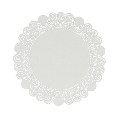 """Royal 12"""" Disposable Paper Lace Doilies, Pack of 500, LD12"""