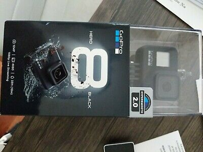 NEW - GoPro HERO8 Black 4K Waterproof Action Camera