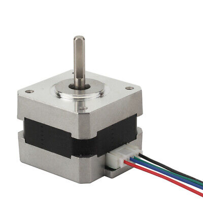 Nema17 Shaft for 5mm RepRap CNC Prusa Rostock 3D Printer 42 Hybrid Stepper Motor