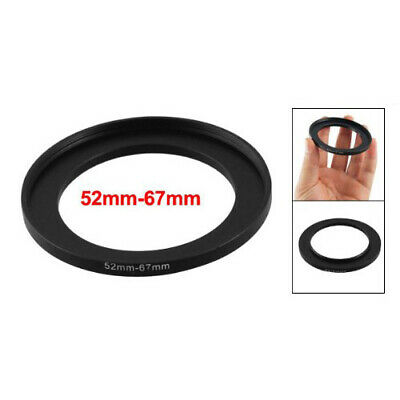 1X(52mm-67mm Camera Replacement Lens Filter Step Up Ring Adapter M1T5)