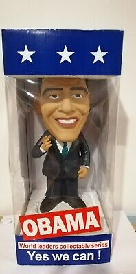 Barack Obama Doll in Box, from World Leaders Collectable Series