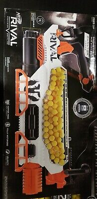 Nerf Rival Prometheus MXVIII-20K Blaster with 200 Nerf Rival Rounds