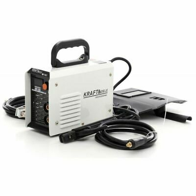 KD1840 Kraft&Dele MMA ARC Inverter Welder 250A HOTSTART ANTISTICK ARC FORCE