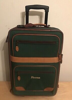 """L.L. Bean Suitcase Luggage 22""""tall"""